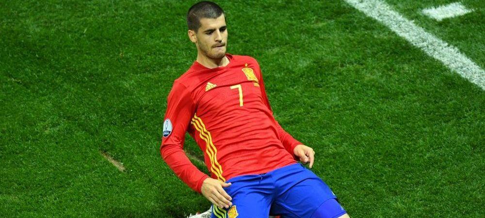 75 de milioane de euro pentru golgheterul Spaniei la Euro! Vestea uriasa primita de jucatorul care va juca la Real Madrid din sezonul viitor | Azi, Spania - Croatia, de la 22:00, la ProTV