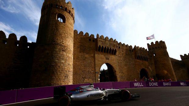 RECORD ISTORIC de viteza in Formula 1! Cat a reusit sa prinda acest pilot pe circuitul din Azerbaidjan