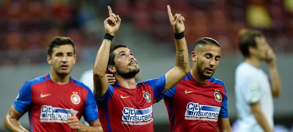 LPF a publicat ECHIPA SEZONULUI trecut. Steaua are 3 jucatori, Astra si Viitorul au doi. Cum arata 11-le