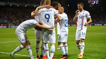 Islanda, CE POVESTE | Nordicii obtin prima lor victorie la un turneu final in minutul 90+4, prin reusita unei rezerve! Islanda merge in optimi