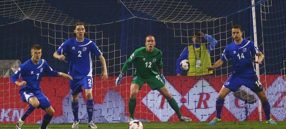 Vestiarul anonimilor de care Europa s-a indragostit! Secretele senzationale ale jucatorilor Islandei, echipa fenomen a acestui European din Franta!