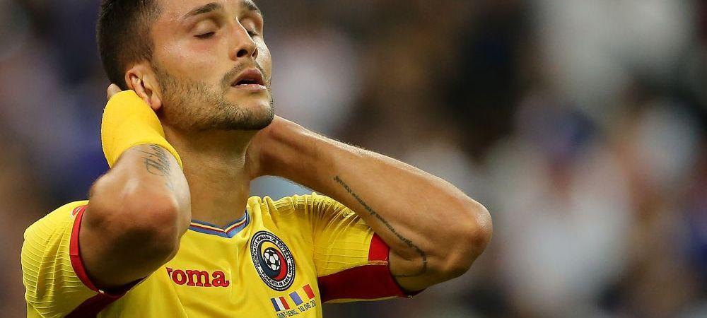 """""""Sanse MINIME sa mai ramana!"""" Doua cluburi din Anglia si Galatasaray se bat pe Florin Andone! Ce se va intampla cu el dupa Euro"""