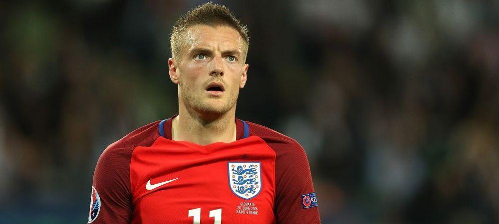 """""""Jamie Vardy a semnat!"""" Anuntul OFICIAL de ultima ora venit in cantonamentul Angliei de la Euro"""