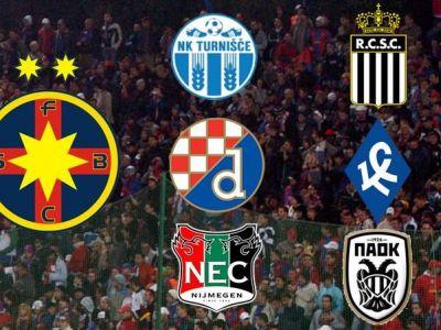 Steaua si-a stabilit programul de pregatire pentru preliminariile Ligii: amicale cu Dinamo Zagreb si PAOK. Toate adversarele