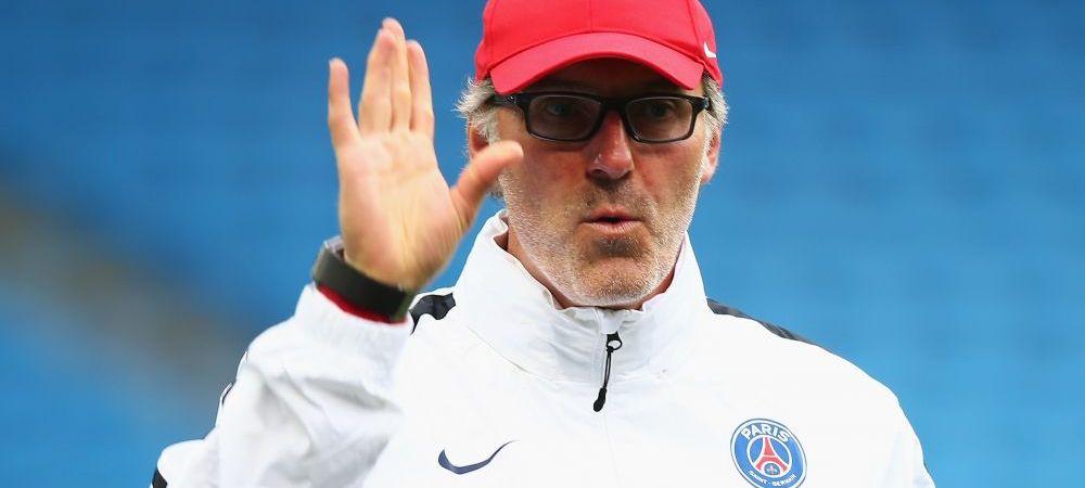 PSG NU mai are antrenor: Laurent Blanc a semnat rezilierea contractului in schimbul unei sume absolut incredibile