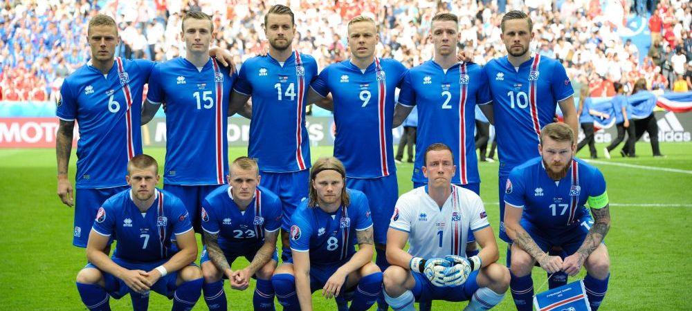 FABULOSSON! Vanzarile de tricouri ale Islandei au crescut cu 1800% dupa ce s-au calificat in optimi! Optimile incep sambata: Croatia - Portugalia (de la 22:00 la ProTV)