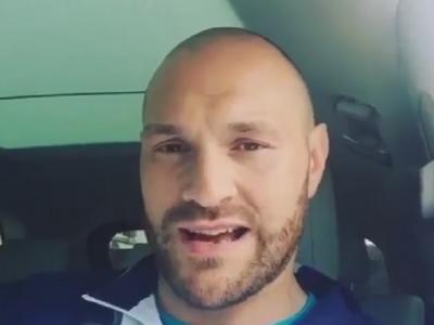 Anuntul SOC facut Tyson Fury, cand toata lumea astepta meciul revansa cu Wladimir Klitschko
