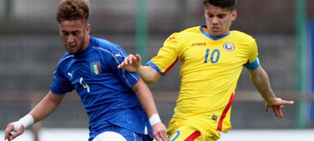 Hagi pleaca la Fiorentina! Ianis poate juca in meciuri URIASE cu Juve, Napoli, Roma sau Inter sezonul viitor