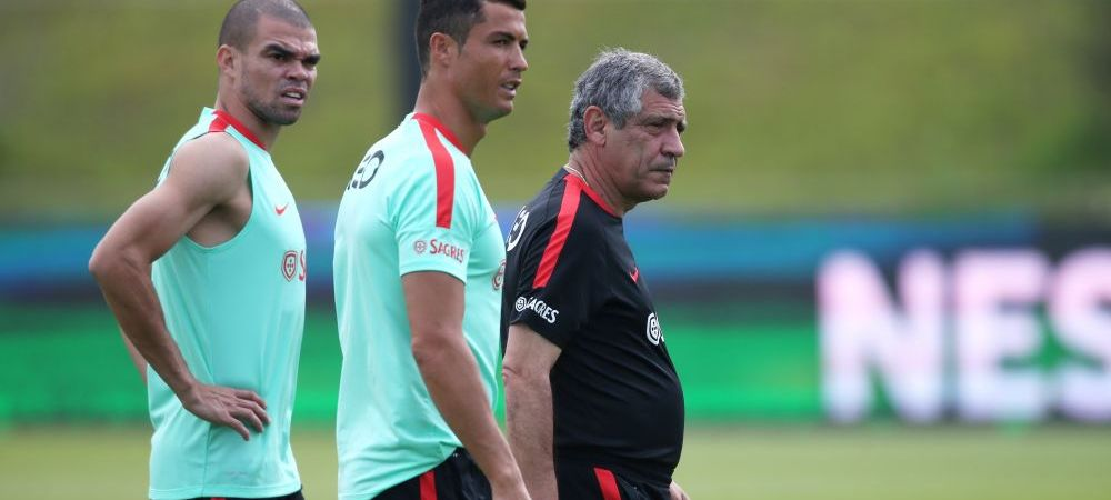 """Anuntul nebun al portughezilor: """"Draga tara, jucam finala si ne intoarcem pe 11 iulie acasa!"""" Culoar excelent pentru Ronaldo daca trece de Croatia"""