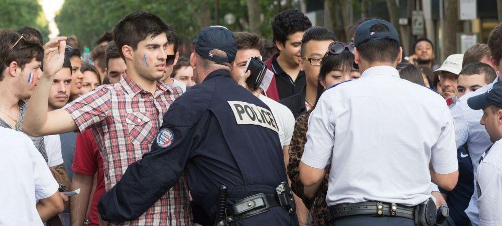 Doi extremisti care planuiau atacuri intr-un fanzone Euro au fost arestati! Primele declaratii ale politiei
