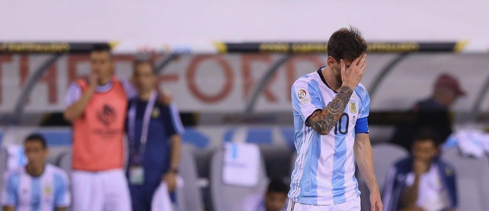 ARGEXIT! Avalansa de retrageri de la nationala Argentinei! Dupa Messi, Aguero si Mascherano au renuntat si ei! Urmeaza Di Maria, Lavezzi si Higuain!