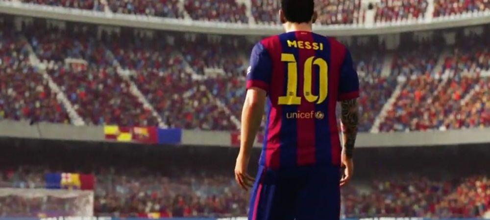 Singura consolare pentru Messi dupa infrangerea de la Copa America si retragerea de la nationala! Anuntul facut de EA Sports