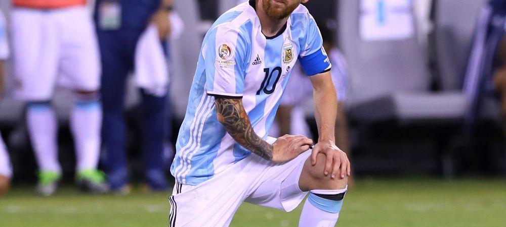 """Telefonul primit de Leo Messi la scurt timp dupa ce si-a anuntat retragerea de la nationala: """"Nu asculta criticile rautacioase"""". Cine l-a sunat"""