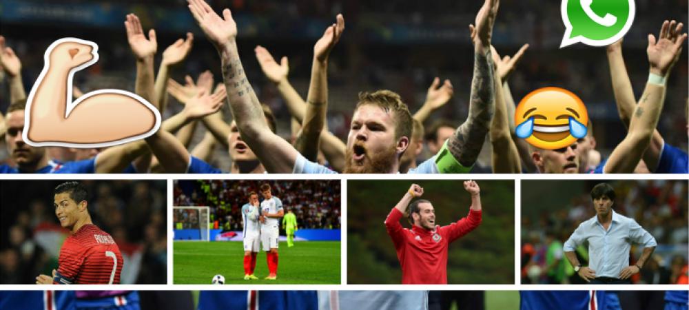 """Probleme, baieti?"" :) Ronaldo si Bale, replici geniale pe grupul de WhatsApp al jucatorilor ramasi in Franta"