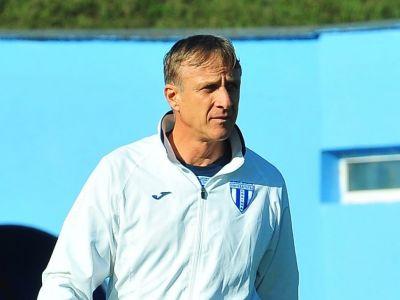 Emil Sandoi, noul antrenor de la Concordia Chiajna