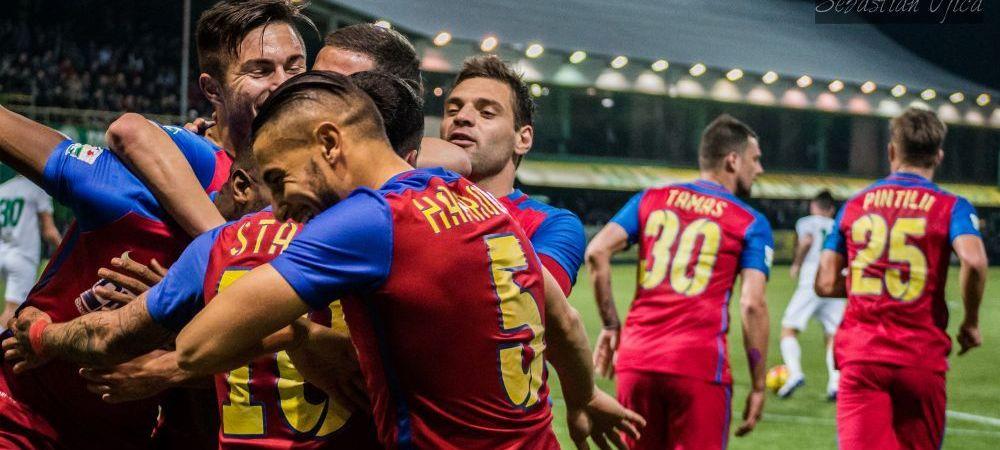 Steaua 0-0 in primul amical de Champions League din aceasta vara! Steaua 0-0 Dinamo Zagreb! HAMROUN a avut o bara