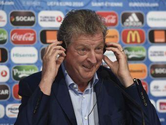 Hodgson isi poate amana pensionarea in ciuda rusinii de la EURO. Oferte uriase pentru englezul de 68 de ani