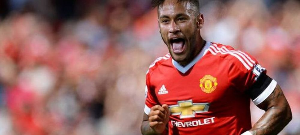 "Spaniolii detoneaza bomba! Neymar e aproape de Manchester United! Cum pune mana Mourinho pe ""briliantul"" Barcelonei"