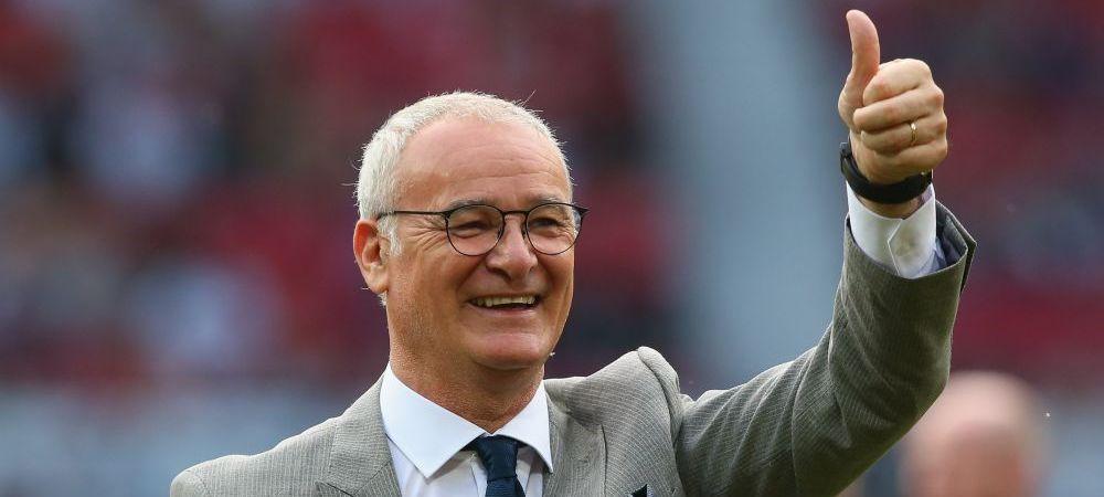 Leicester continua sa SFIDEZE fotbalul miliardelor din Premier League! A rezolvat al treilea transfer. Ce pusti a luat Ranieri