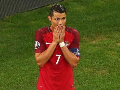 Ce faza de cosmar pentru Ronaldo in minutul 85: a scapat singur cu portarul, dar a dat pe langa minge! VIDEO