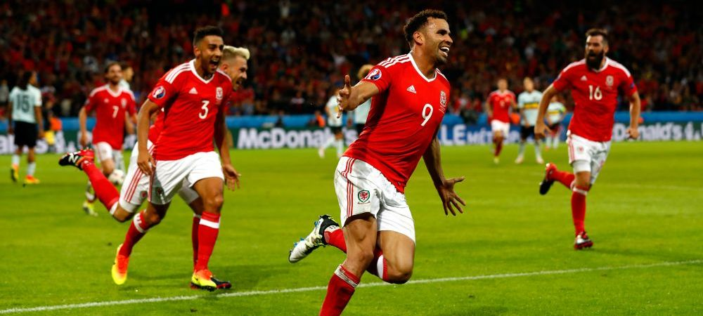 Povestea senzationala a fotbalistului SOMER care a rapus Belgia cu un gol fenomenal. Cine e Robson-Kanu