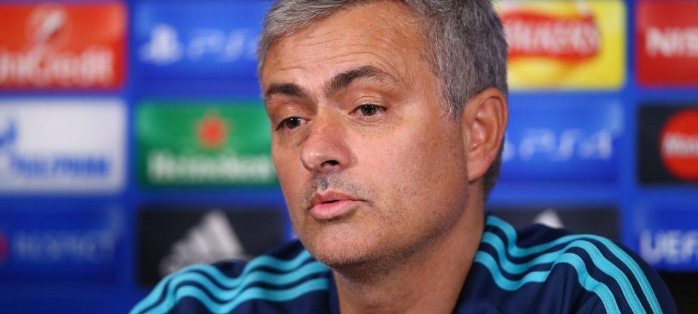 Mourinho si fiul sau ar putea fi in curand ADVERSARI. Jose Junior e portar si s-a transferat la o echipa din Anglia