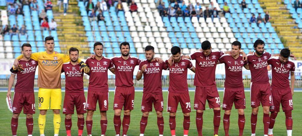 """6 iulie 2016, ziua in care Rapid poate disparea din fotbalul romanesc. """"Daca miercuri nu primim raspuns pozitiv, 99% clubul va fi lichidat"""""""