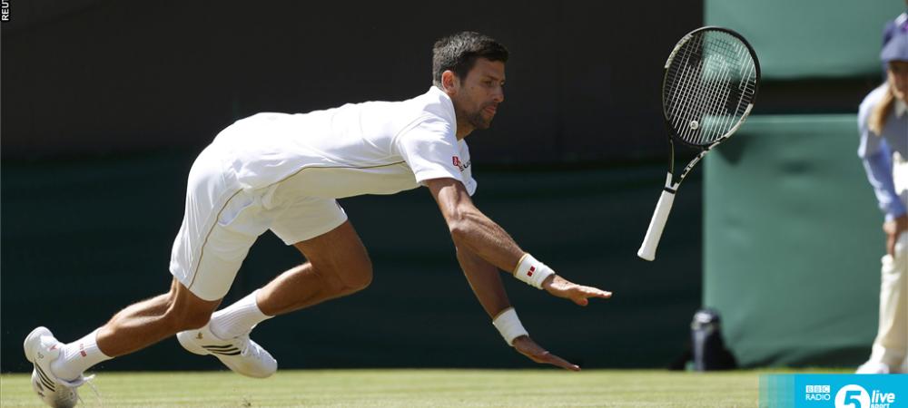 """L-a facut DjoKOvic!Liderul mondial, eliminat in turul 3 de locul 41 ATP: """"Nu stiu cu cine joc acum, cine se gandea ca o sa castig?"""""""