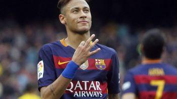 """Marca: """"Neymar, cel mai bine platit fotbalist al planetei dupa ce si-a prelungit contractul"""". Cati bani va incasa anual superstarul brazilian"""