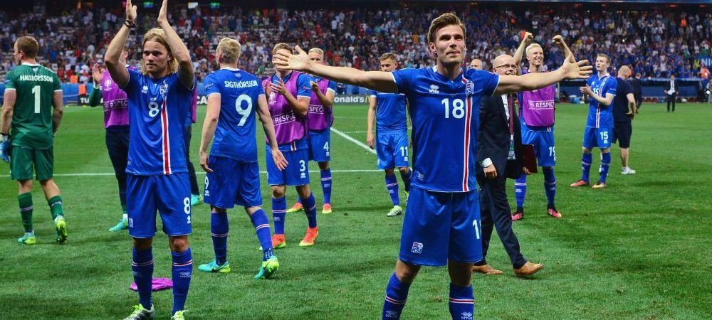 SONDAJ: Cine merge mai departe in Franta - Islanda? Meciul e duminica, de la 22:00, la ProTV