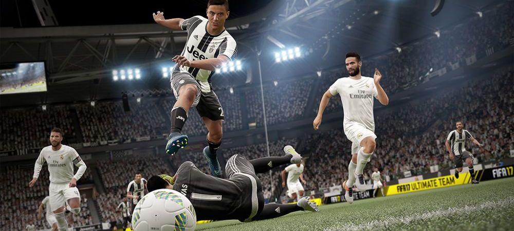 Una dintre cele mai mari echipe ale lumii e partener oficial pentru FIFA 17! Cum vor arata jucatorii