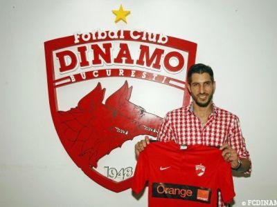 Dinamo l-a luat pe Penedo! Transferul a fost anuntat oficial. Mesajul clubului