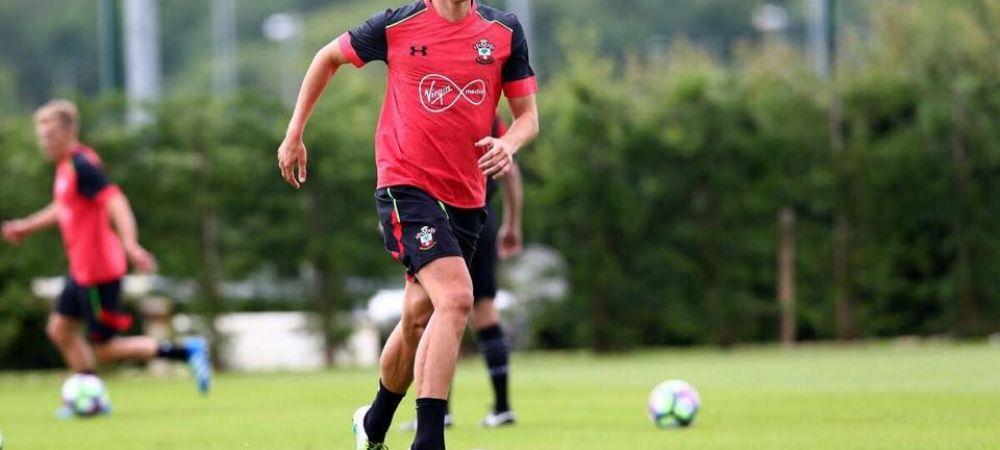 """""""Imi era dor de fotbal"""" Gardos a reveni in sfarsit pe gazon! A inceput pregatirea de vara cu Southampton"""