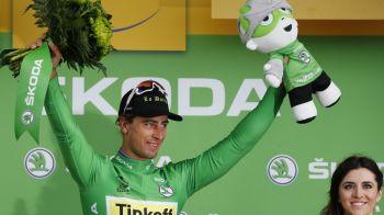 Final milimetric in etapa a treia si Cavendish e tot mai aproape de recordul incredibil al lui Eddy Merckx. FOTO: cum s-a incheiat cursa si cum arata clasamentul general