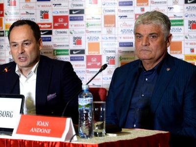 Fotbal in familie! Dupa ce a oprit colaborarea cu fata lui Rednic, Dinamo a facut ultimul transfer la recomandarea baiatului lui Ioan Andone