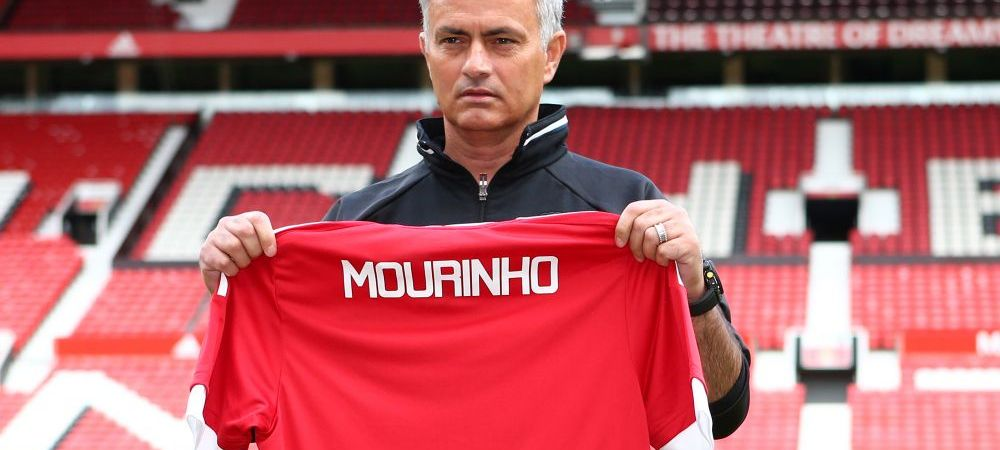"""Aroganta lui Mourinho la prezentarea oficiala la Manchester United: """"Nu am ce sa demonstrez! Eu anul trecut am fost campion!"""" Reactia sa cand a fost intrebat de Guardiola"""
