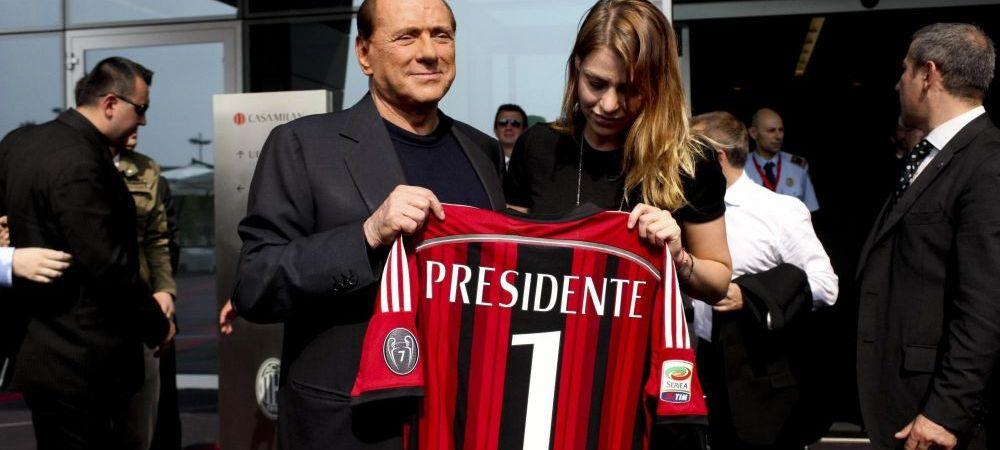 Epoca Berlusconi se incheie! Milanul a fost vandut unor investitori chinezi: transferuri de 400 de milioane de euro in doi ani!