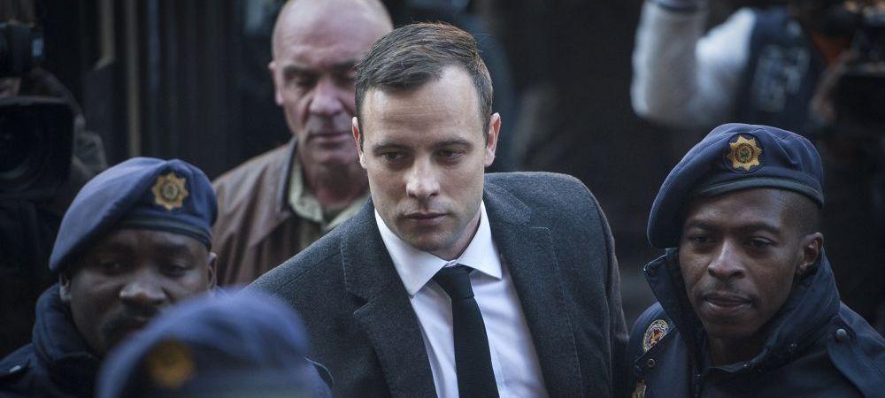 Oscar Pistorius, condamnat la SASE ANI DE INCHISOARE pentru uciderea fostei sale iubite