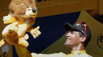 Evadare pentru galben. Van Avermaet a castigat etapa a 5-a din Le Tour si i-a luat tricoul de lider lui Sagan. A fost etapa belgienilor