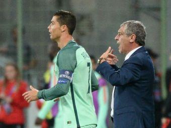 "Au crezut in minuni si joaca finala: ""Draga tara, pe 11 iulie ne intoarcem acasa!"" Santos, in urma cu doi ani: ""Baieti, putem sa jucam finala Euro"""