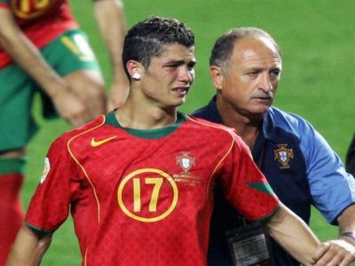 """Duminica o sa ma vedeti plangand de fericire!"" Ronaldo isi traieste marele vis: ""Asta e meciul pe care l-am asteptat toata viata"""