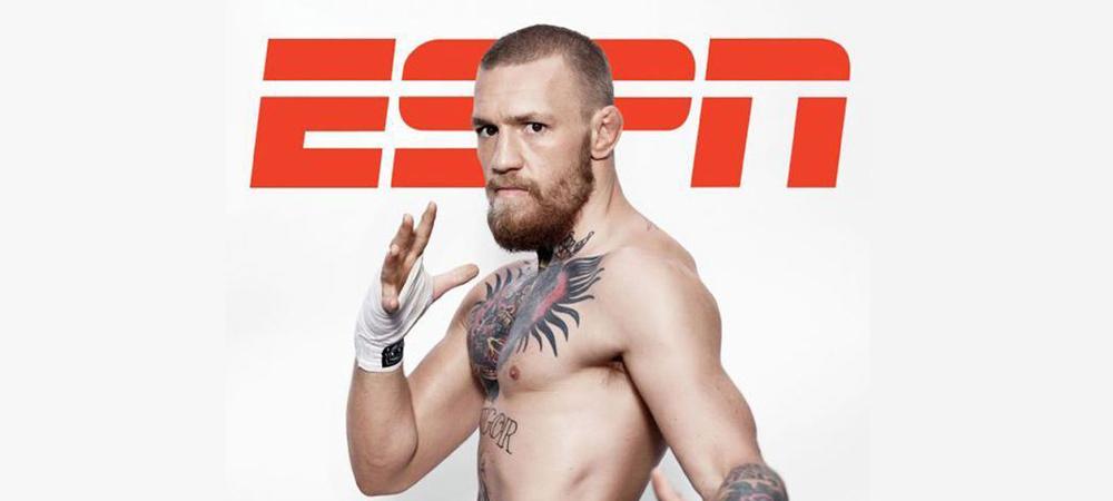 """Aparitie INCREDIBILA! McGregor s-a dezbracat pentru ESPN! Dezvaluiri socante despre ultima perioad din cariera: """"Am pierdut controlul, corpul era in soc!"""" Ce zice de Mayweather"""