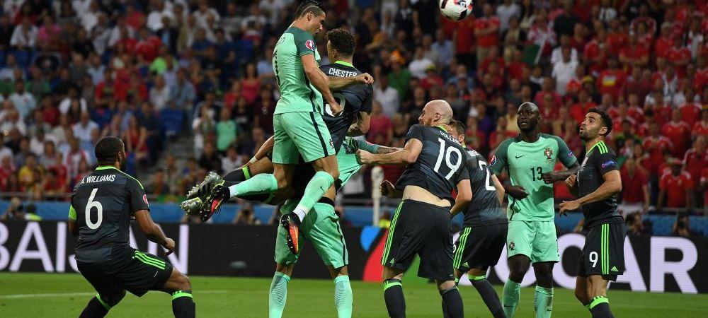 Saltul halucinant al lui Ronaldo la faza golului: a sarit pana la 2,65 m, iar lovitura de cap a avut peste 70 km/h