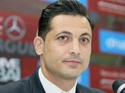 """Surpriza! Radoi a dezvaluit ca Razvan Burleanu i-a facut o oferta: """"Am avut o discutie cu cei de la FRF!"""""""