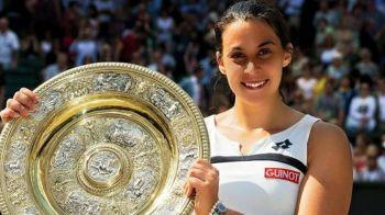 """FOTO SOCANT! """"Ma tem pentru viata mea!"""" Cum a ajuns sa arate Marion Bartoli, fosta castigatoare la Wimbledon! A slabit 30 kg din cauza unui virus"""
