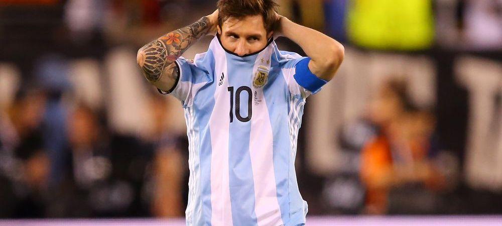 Mingea cu care Messi a ratat penaltyul din finala Copei America, la ultimul sau meci pentru Argentina, scoasa la licitatie. Care e suma de pornire