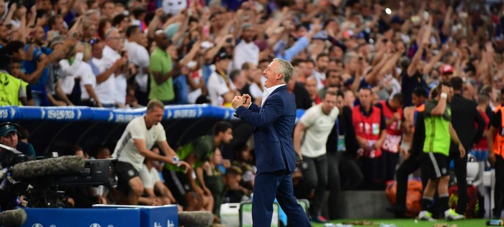 """""""Noi francezii ne entuziasmam dar nu rezolvam problema"""" Deschamps ramane alert inainte de finala cu Portugalia. """"Lloris e omul decisiv in momente grele"""""""