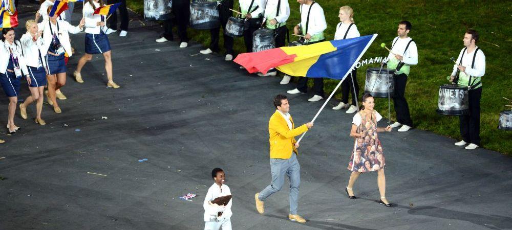 """Drapelul provoaca discutii. Simona Halep l-a suparat pe Dragulescu, gimnastul ataca: """"E o jignire la adresa celor care au adus medalii"""""""