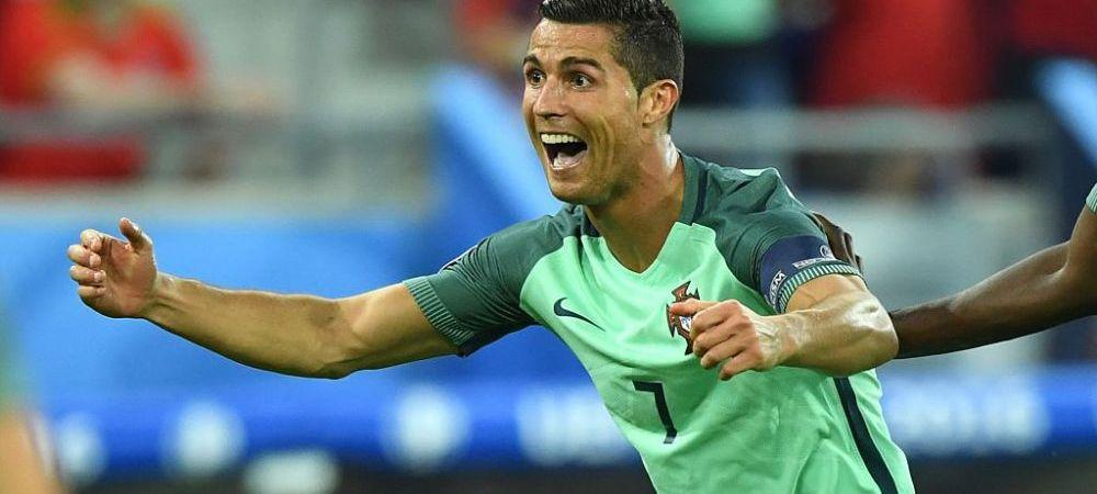 (P) Ronaldo sau Griezmann, care e cel mai bun fotbalist de la Euro? Voi pe cine mizati?