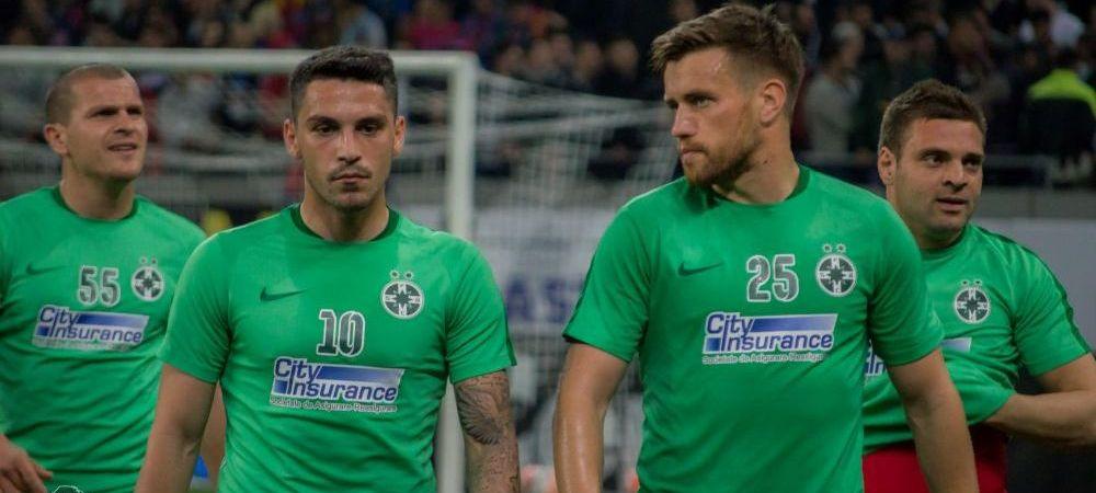 Dilemele lui Reghe: Cine a impresionat si cine a dezamagit in victoria cu Charleroi. Care sunt marile probleme ale Stelei
